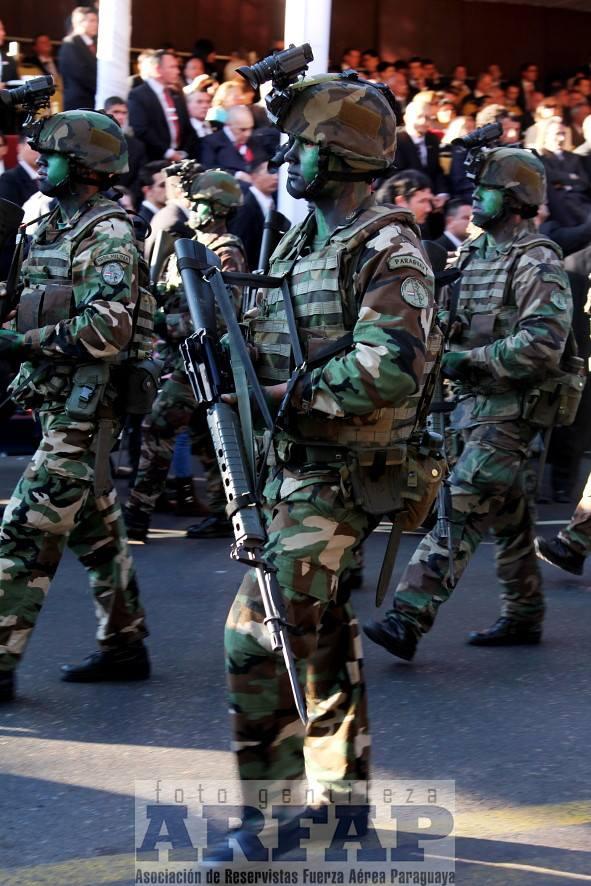 Armée paraguayenne 1a3010