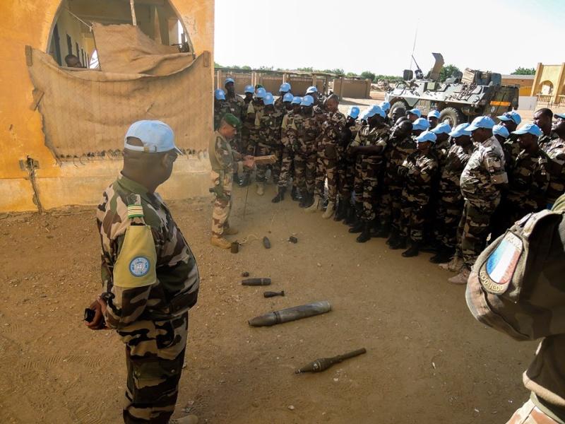 Forces Armées Nigeriennes / Niger Armed Forces ( FAN ) 1a329