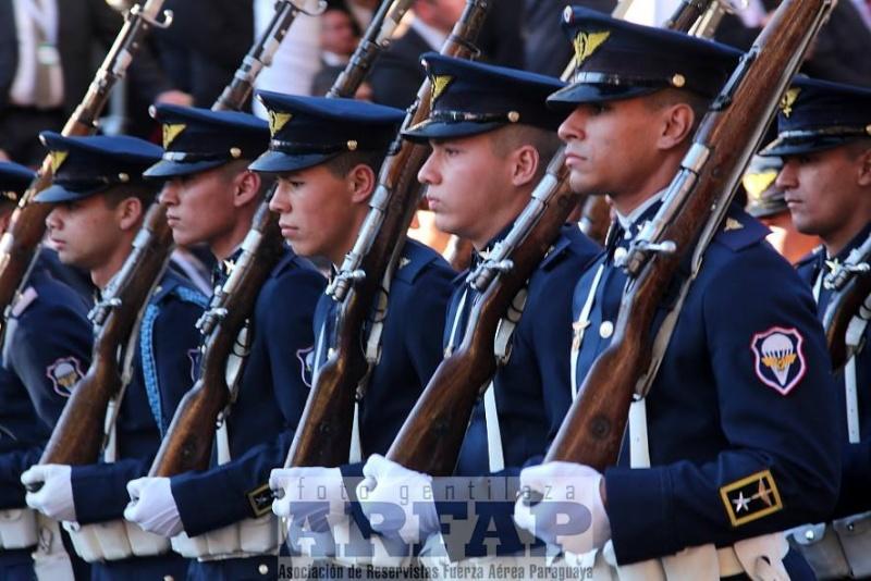 Armée paraguayenne 1a3510