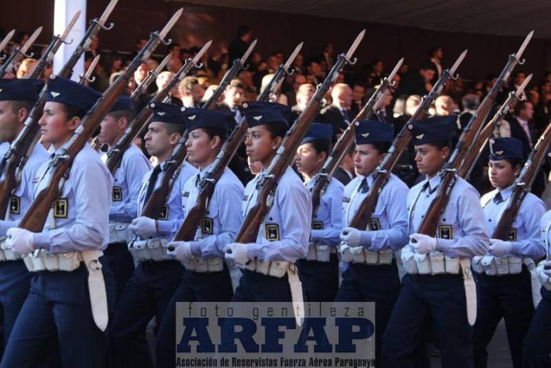 Armée paraguayenne 1a3710