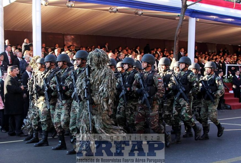 Armée paraguayenne 1a3810