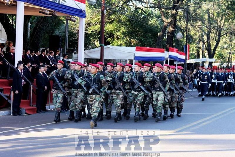 Armée paraguayenne 1a3910