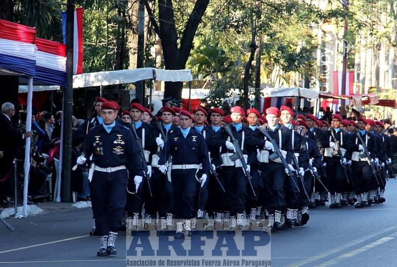 Armée paraguayenne 1a4010