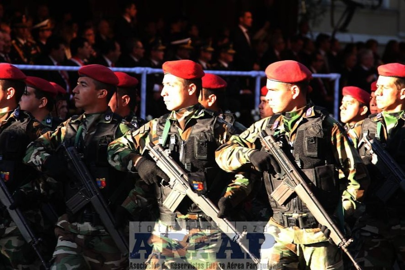 Armée paraguayenne 1a4110