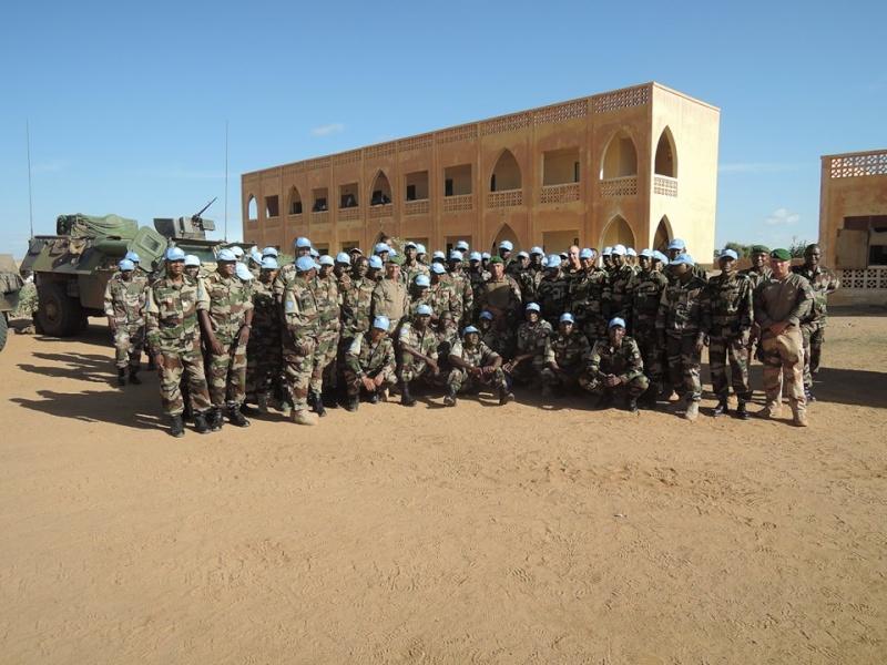 Forces Armées Nigeriennes / Niger Armed Forces ( FAN ) 1a429