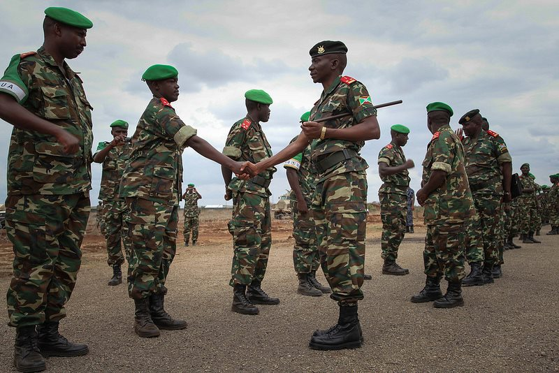 Forces armées du Burundi / National Defence Force of Burundi 1a436