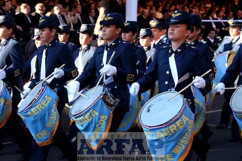 Armée paraguayenne 1a4510