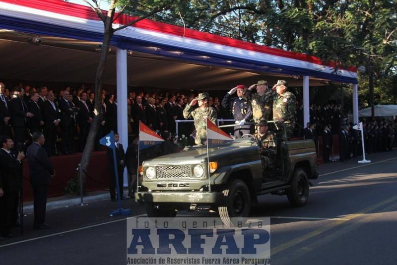Armée paraguayenne 1a4610