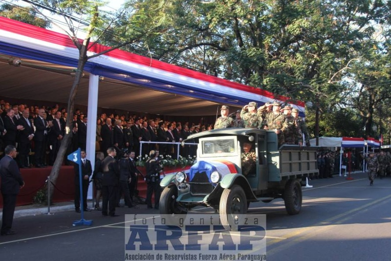 Armée paraguayenne 1a4710