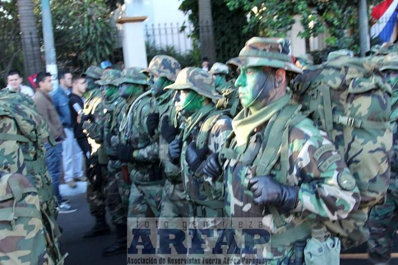 Armée paraguayenne 1a4810