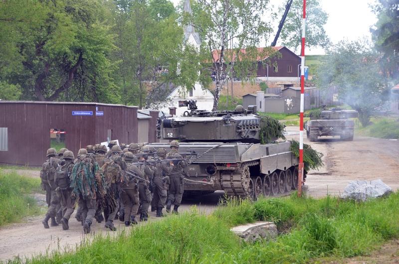 Armée autrichienne / Austrian Armed Forces / Österreichisches Bundesheer  - Page 4 1a717