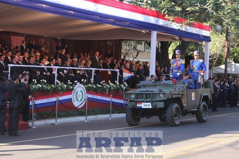 Armée paraguayenne 1a77