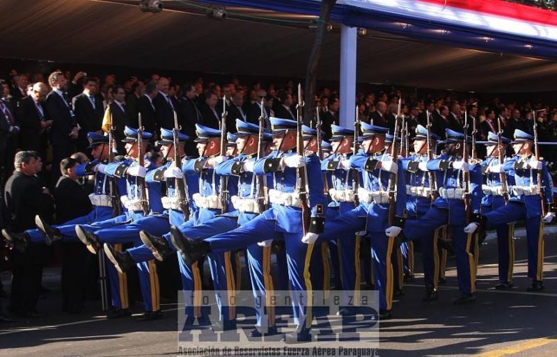 Armée paraguayenne 1a815