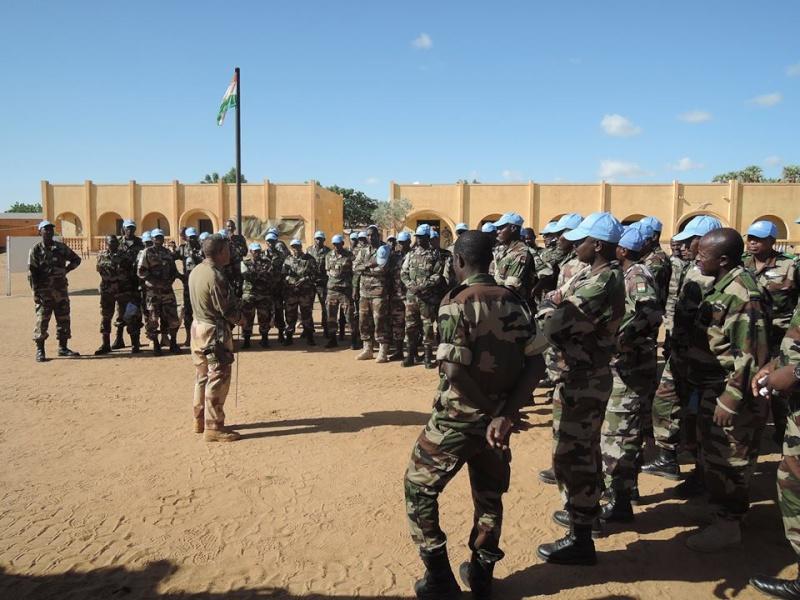 Forces Armées Nigeriennes / Niger Armed Forces ( FAN ) 1a84
