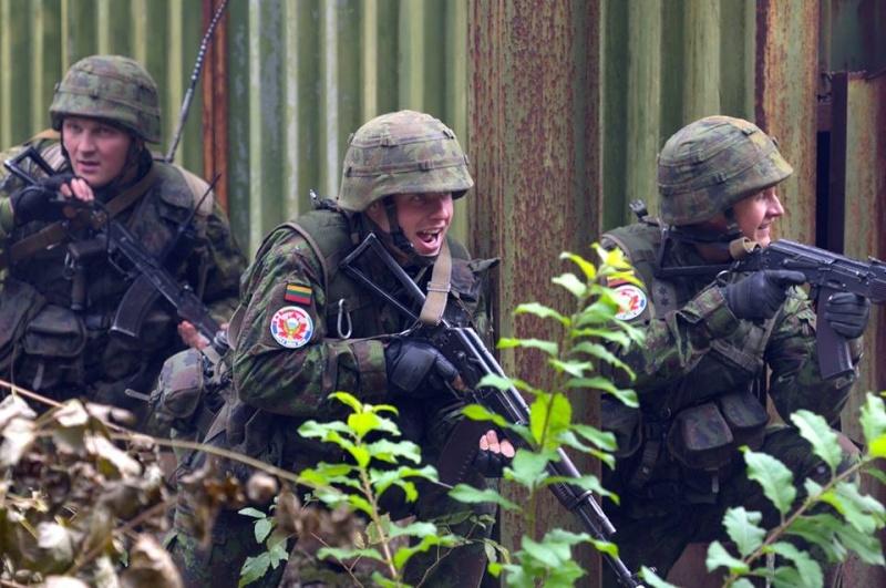 Armée lituanienne/Lithuanian Armed Forces - Page 2 B014