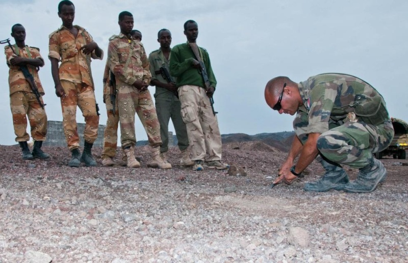 Armée djiboutienne / Djibouti National Army - Page 2 B218