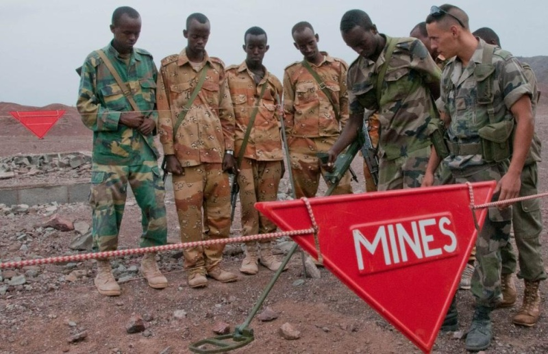 Armée djiboutienne / Djibouti National Army - Page 2 B22