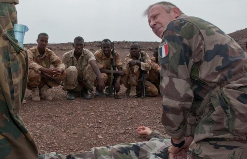 Armée djiboutienne / Djibouti National Army - Page 2 B316