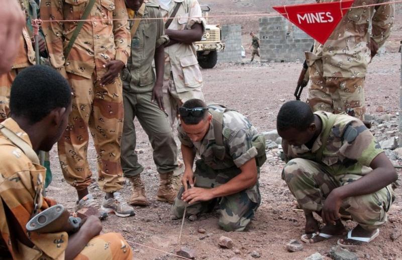 Armée djiboutienne / Djibouti National Army - Page 2 B415