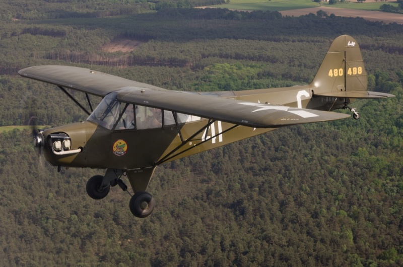 Quels clubs possedent un Piper Cub / J3 en France? - Page 2 2246311