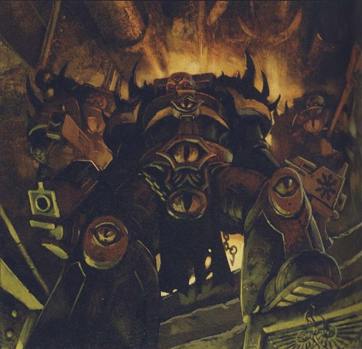 [W30K] Legiones Astartes XVI : Luna Wolves / Sons of Horus 1357_c10