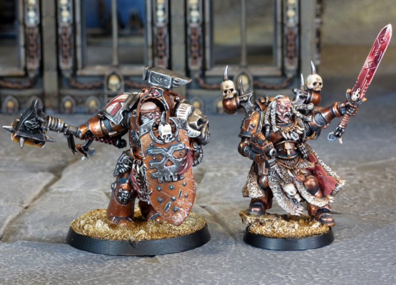 [W40K] Collection d'images : Space Marines du Chaos Bloodw10