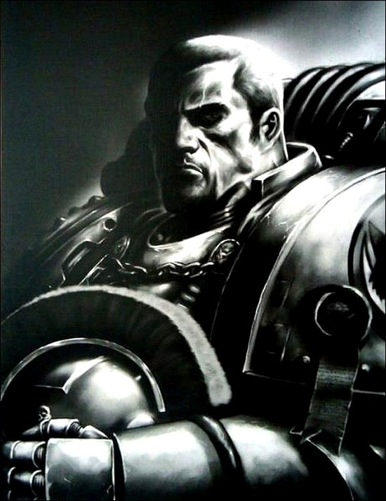 [W30K] Legiones Astartes XVI : Luna Wolves / Sons of Horus Garvie10