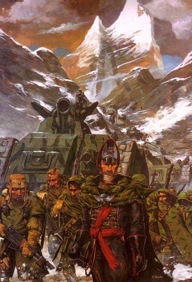 [W40K] Collection d'images : La Garde Impériale Gaunts10