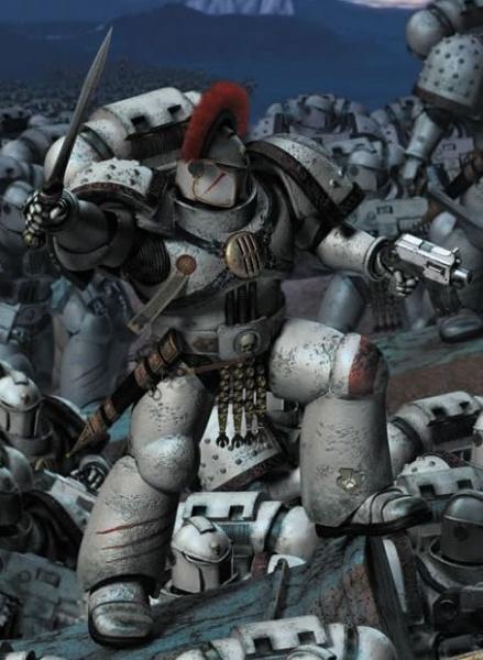[W30K] Legiones Astartes XVI : Luna Wolves / Sons of Horus Legion10