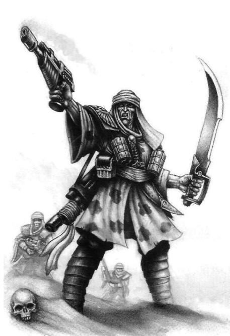 [W40K] Collection d'images : La Garde Impériale Tallar11