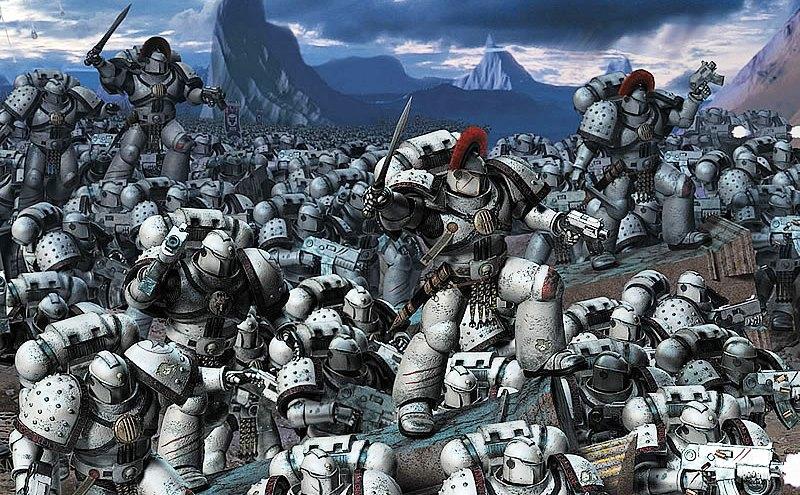 [W30K] Legiones Astartes XVI : Luna Wolves / Sons of Horus Xvi_lu11