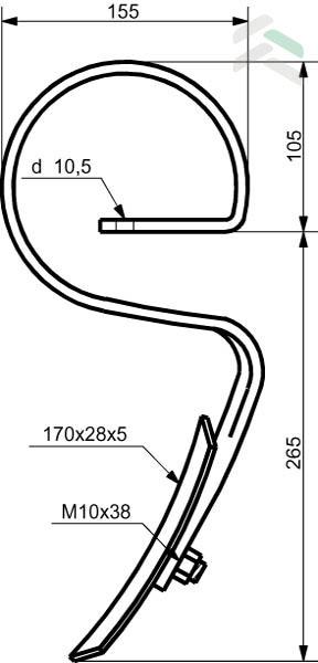 réflexion sur la conception d'un sulky de motoculture Cp601010