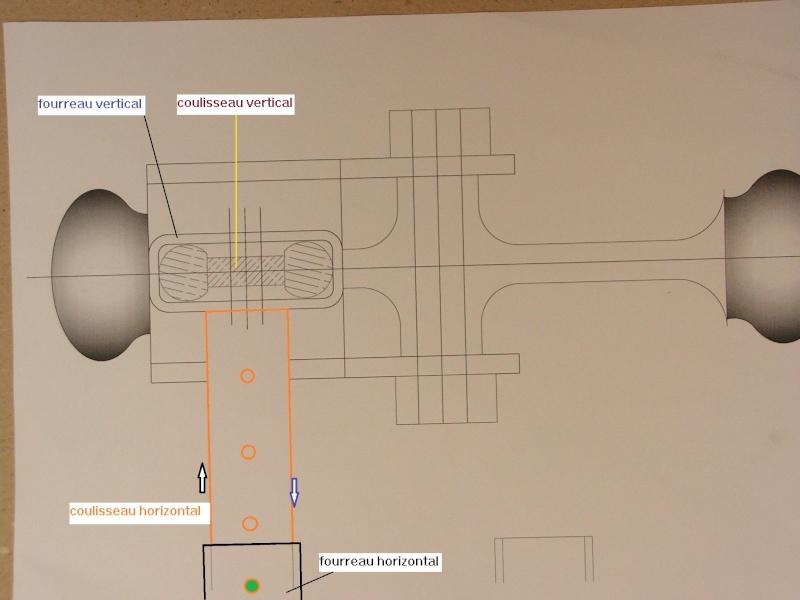 réflexion sur la conception d'un sulky de motoculture Vue_en10