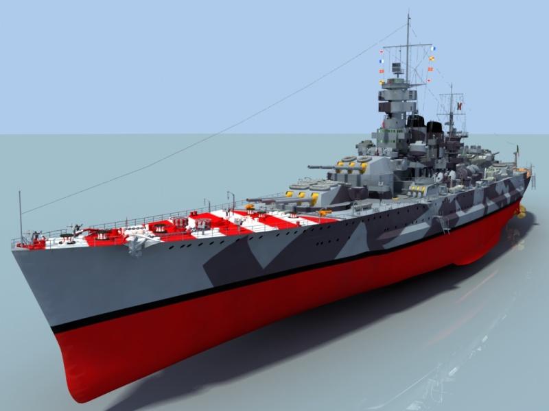 Regia Marina Italian Heavy Cruiser 'Pola' Roma4110