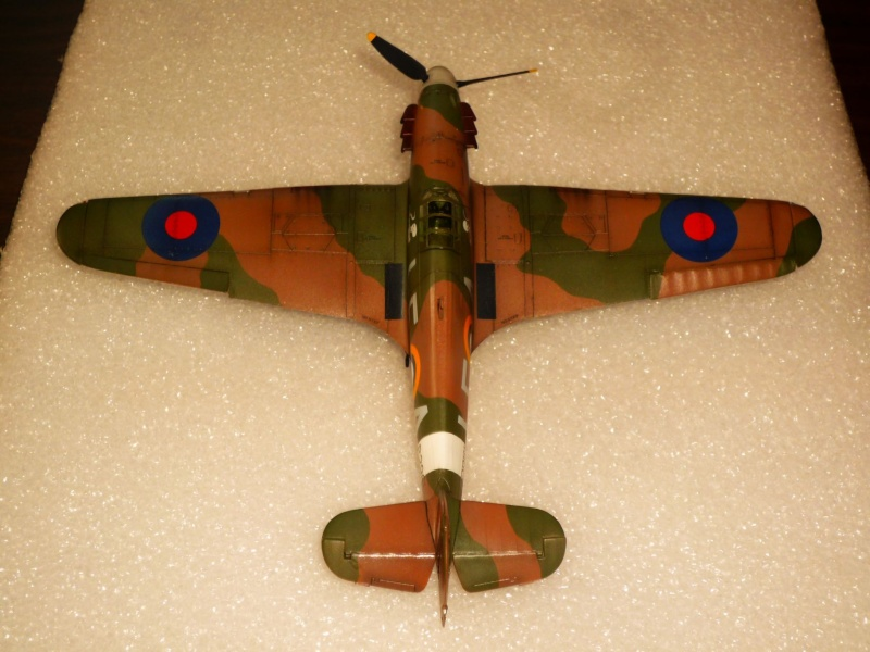 Hawker Hurricane Mk I (Tamiya / Italeri) [modèle terminé] - Page 5 P1080321