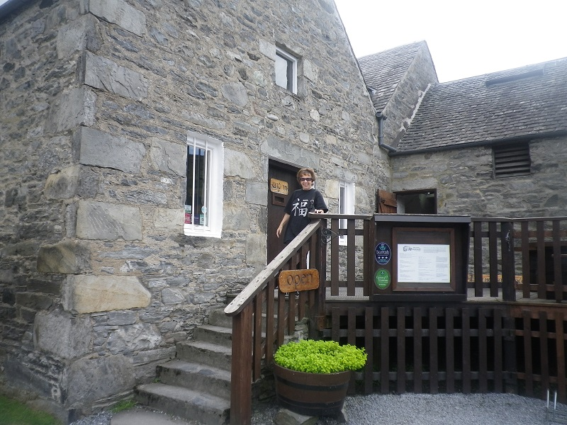 Blair Atholl water mill. (Perthshire, near Pitlochry) Ba1110