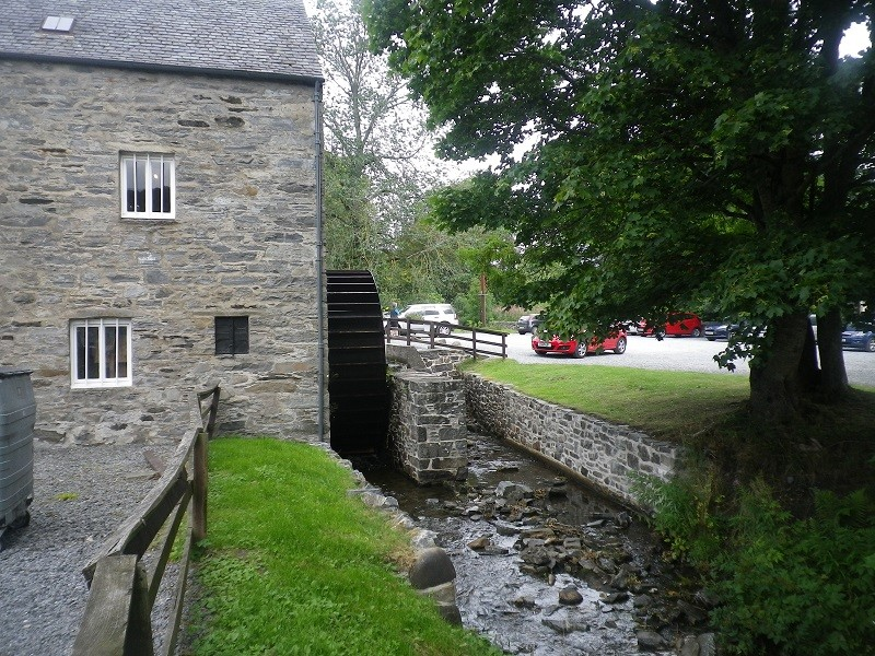 Blair Atholl water mill. (Perthshire, near Pitlochry) Ba210