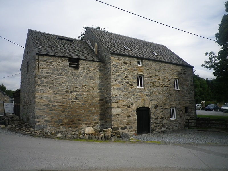 Blair Atholl water mill. (Perthshire, near Pitlochry) Ba310