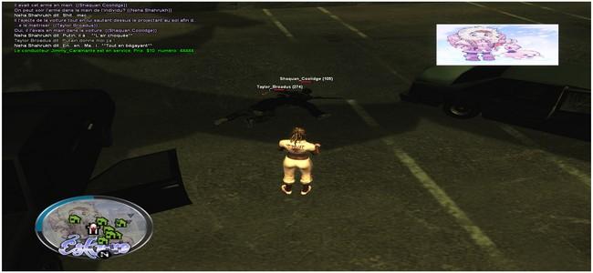 216 Black Criminals - Screenshots & Vidéos II - Page 23 San810