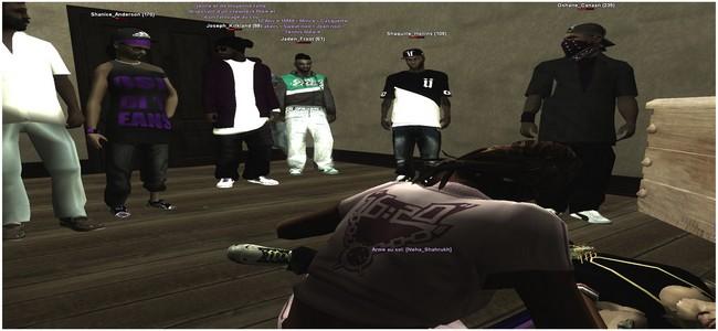 216 Black Criminals - Screenshots & Vidéos II - Page 23 Tay210