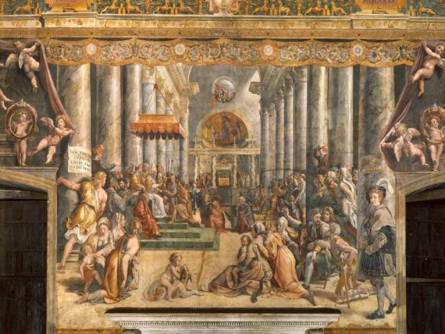 2. El papado en el S. XVI Diapos37