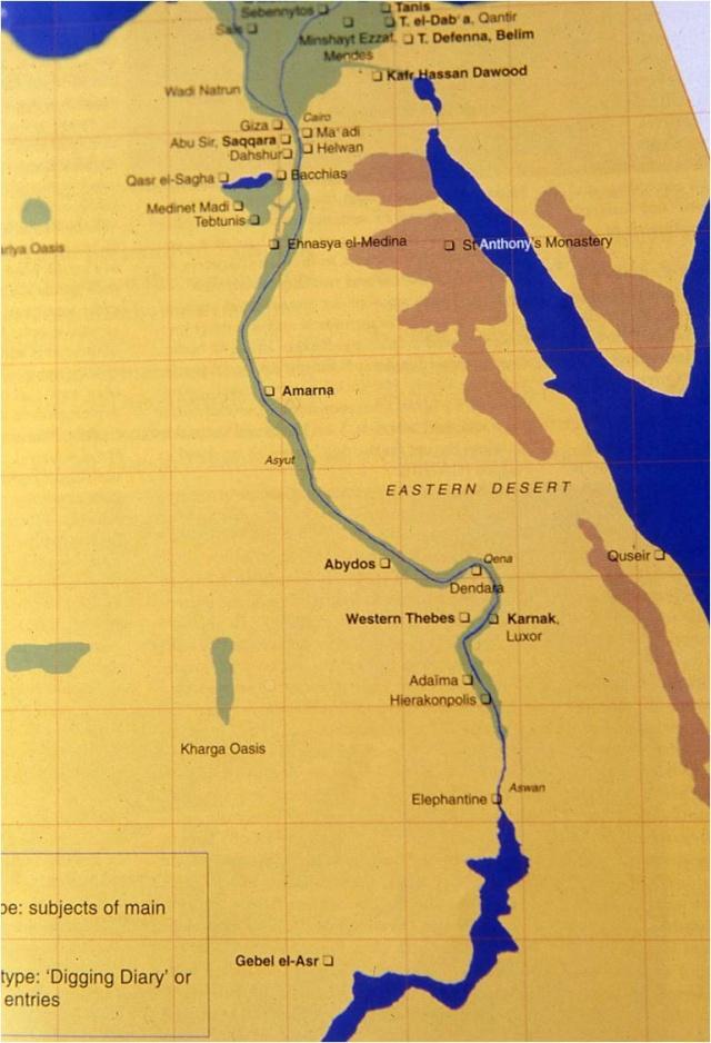 ~~Historia Antigua~~ Egipto: El medio geográfico Image125