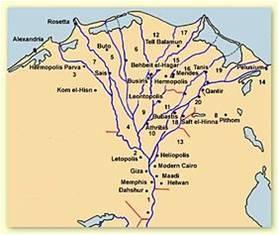 ~~Historia Antigua~~ Egipto: El medio geográfico Image129