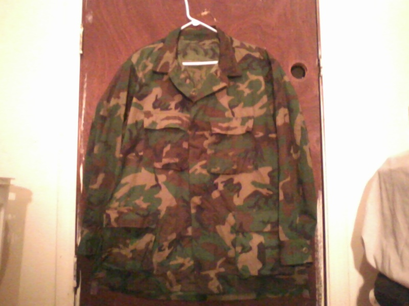 RDF woodland jacket 04201911