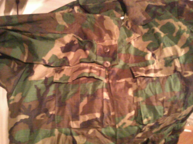 RDF woodland jacket 04201912