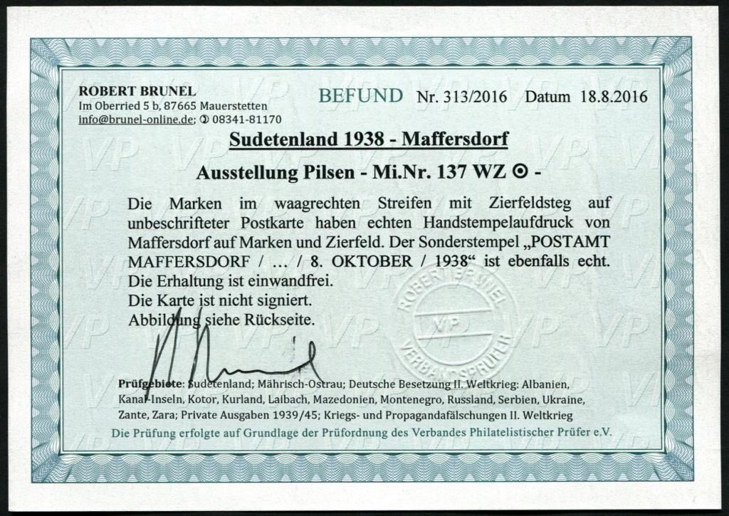 Sudetenland - Ausgabe für Maffersdorf - Seite 2 137_wz11