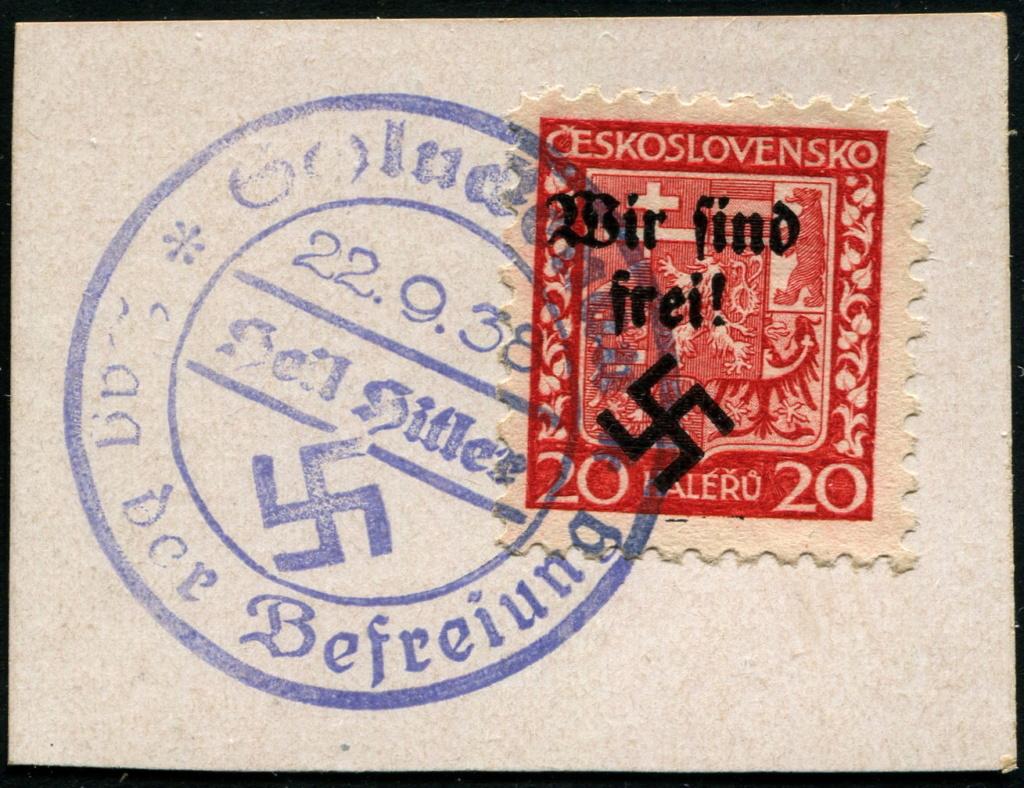 Sudetenland - Ausgaben für Rumburg - Seite 3 3_kart10