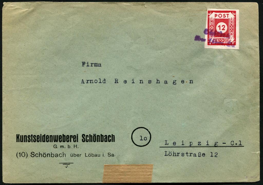 Ostsachsen (OPD Dresden) -Sowjetische Besatzungszone- - Seite 17 Beleg_18