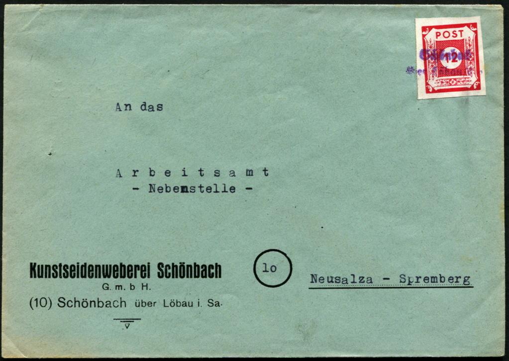 Ostsachsen (OPD Dresden) -Sowjetische Besatzungszone- - Seite 19 Beleg_27