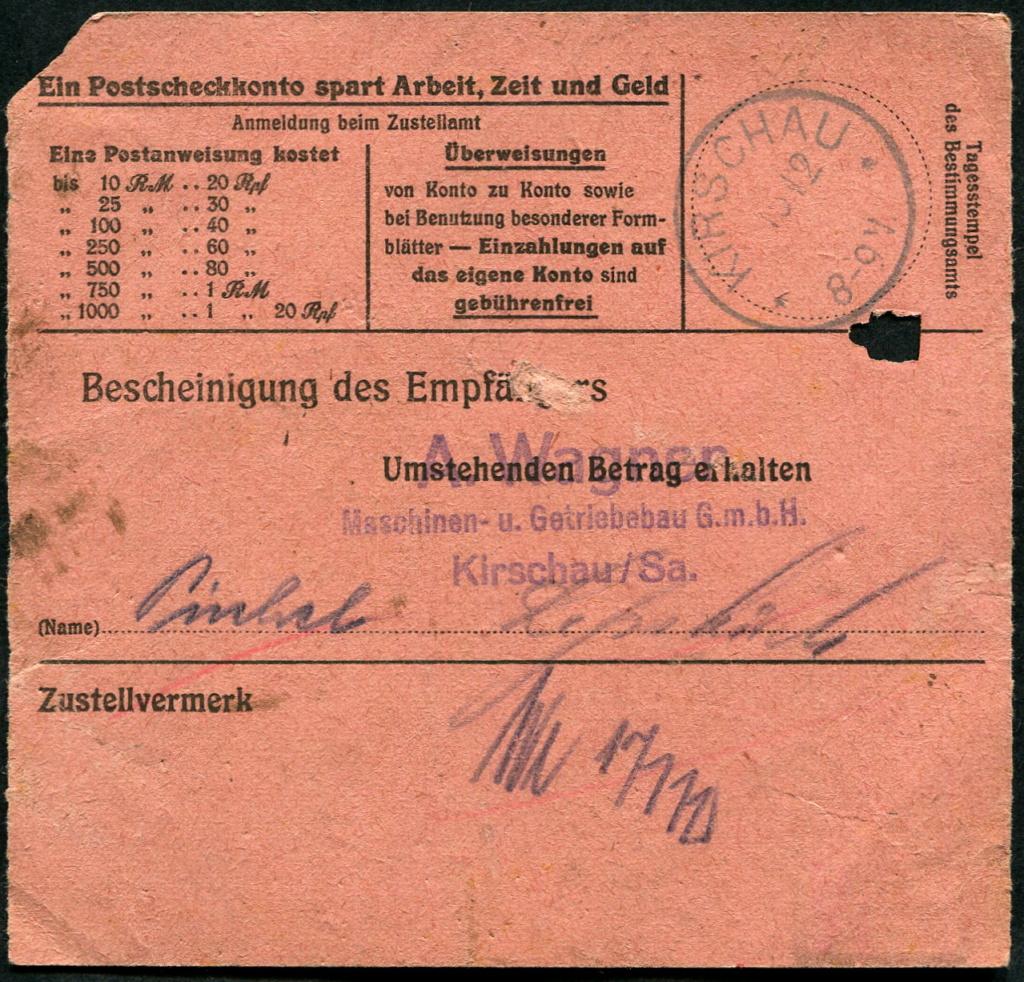 Ostsachsen (OPD Dresden) -Sowjetische Besatzungszone- - Seite 20 Beleg_29